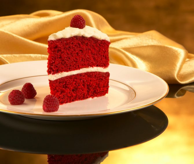 A Slice of Red Velvet